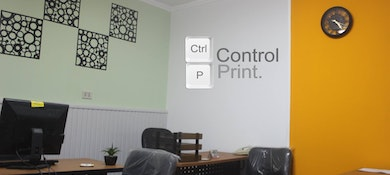 ctrlp+p Co-working Office Space
