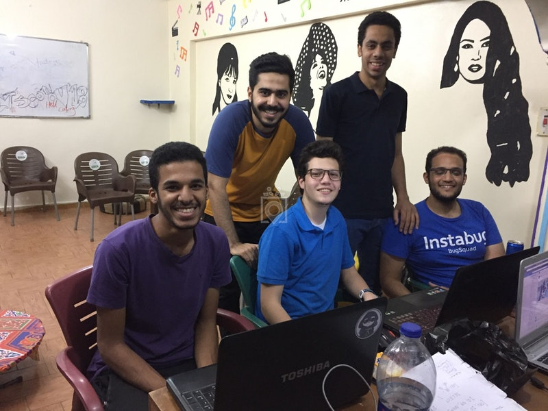 ESKA, Cairo