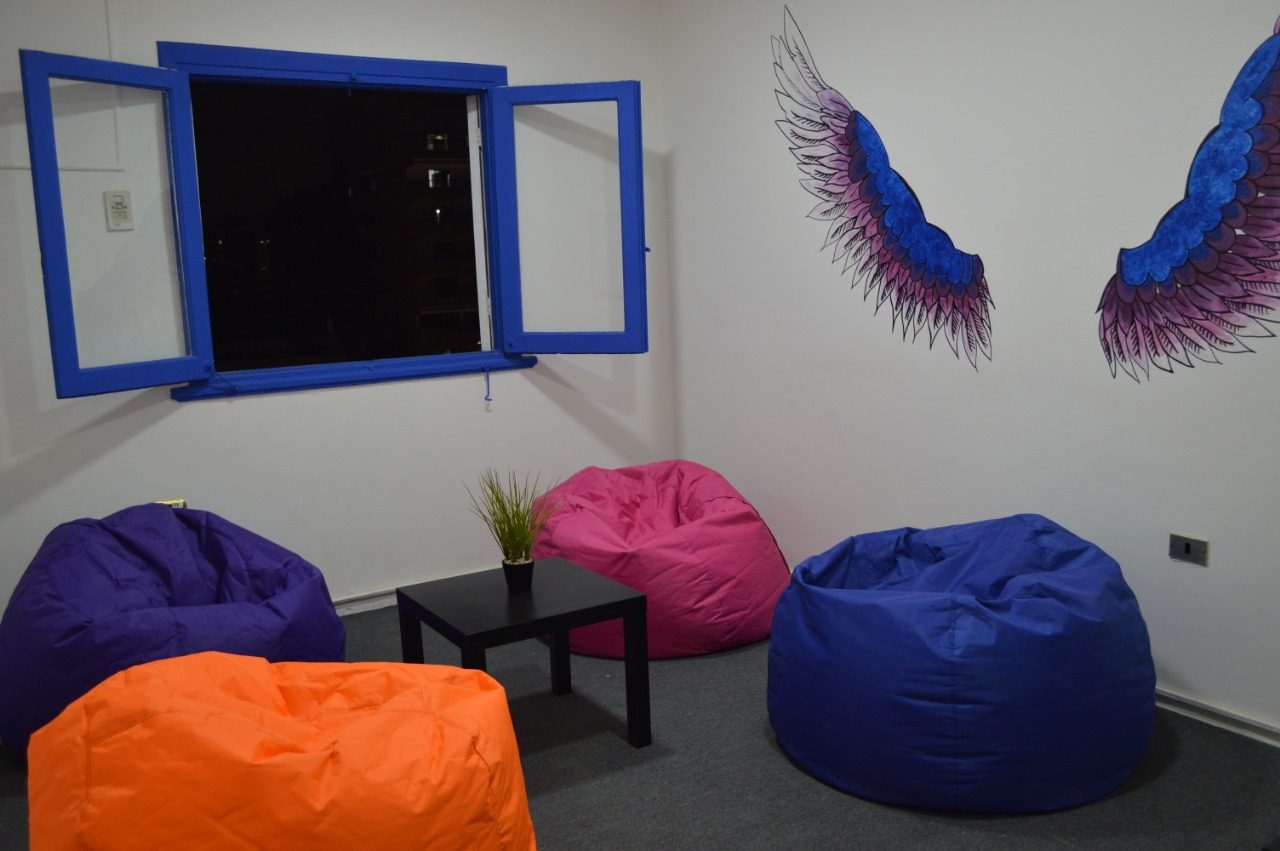 Fekra Coworking Space, Cairo