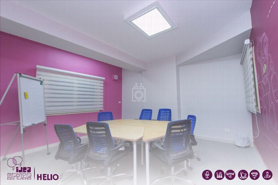 Ideaspace, Cairo