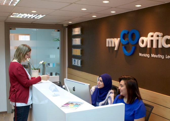 myCOoffice, Cairo