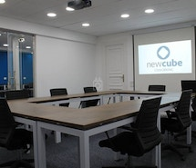New Cube coworking profile image