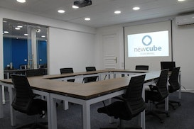 New Cube coworking, Obour