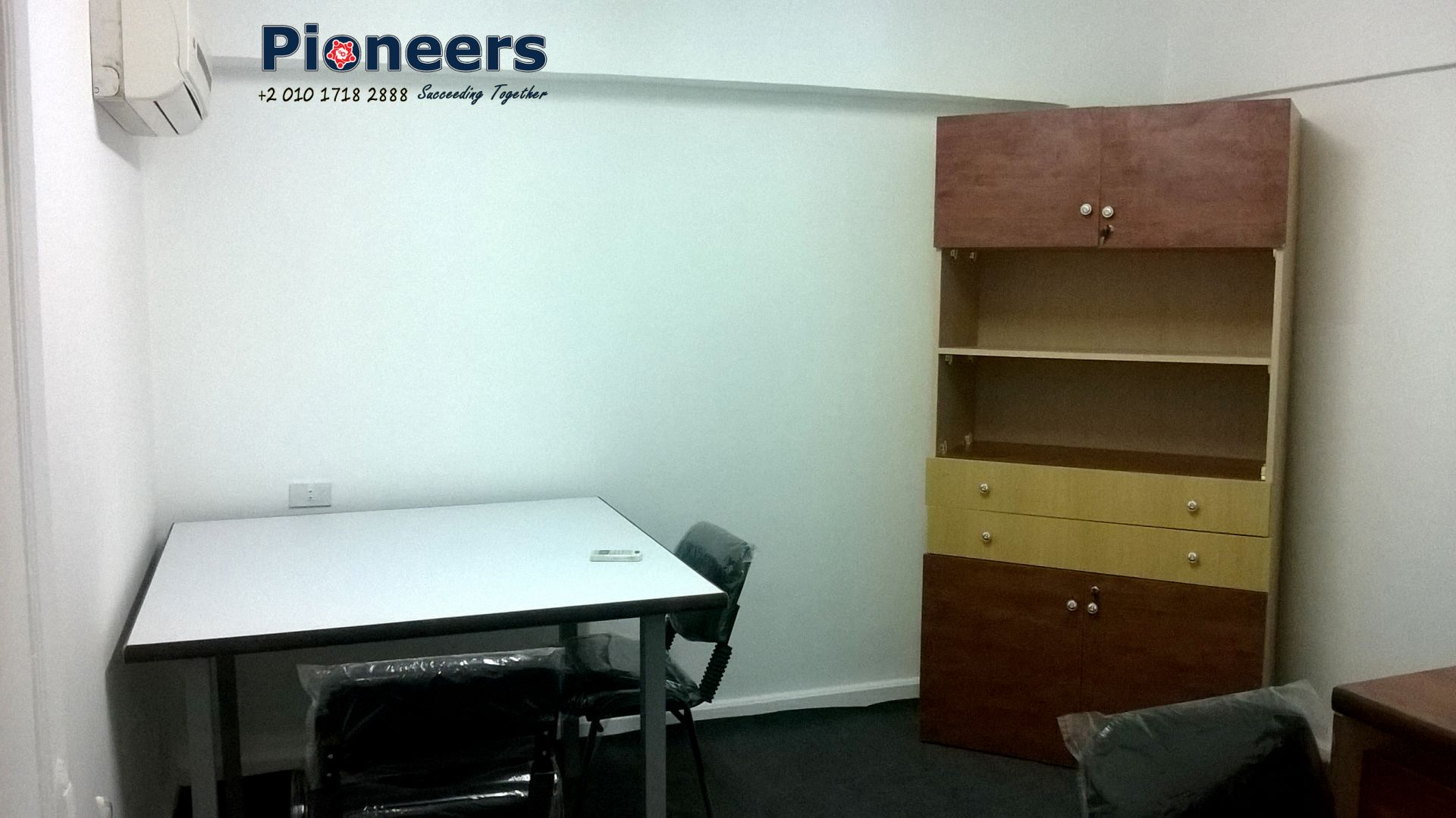 Pioneers Coworking Space, Cairo