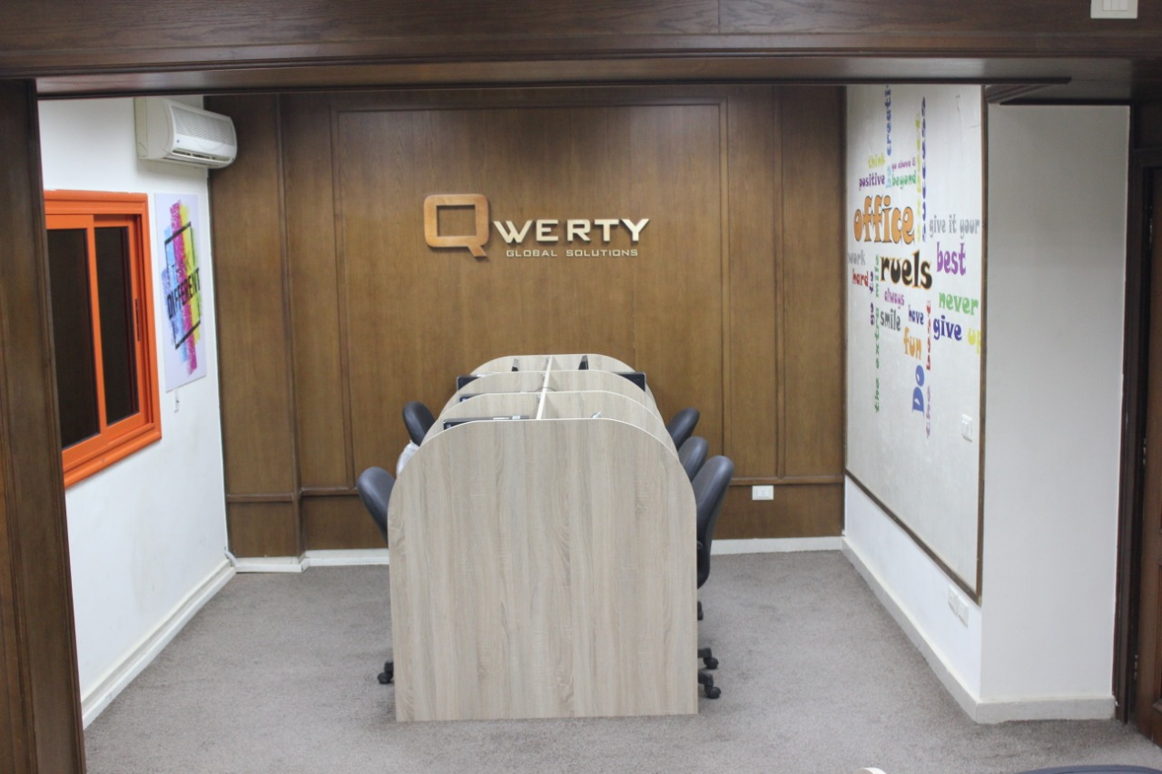 Qwerty Global Solutions, Cairo