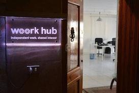 WOORK HUB, Cairo
