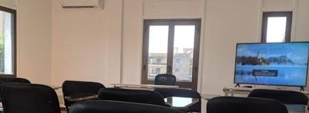 Zomrah Coworking Space