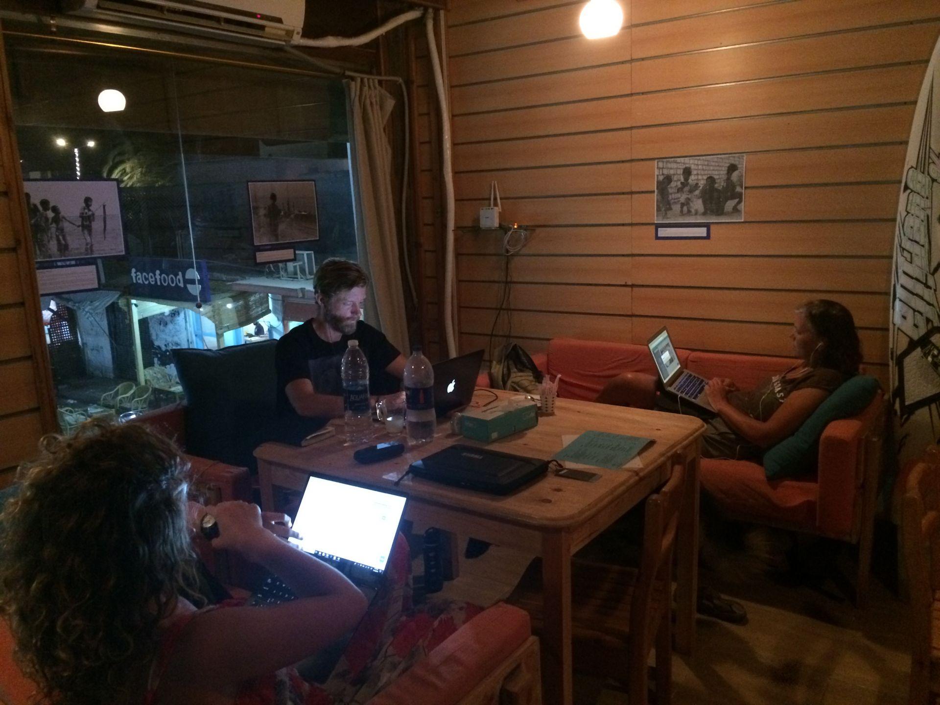 Mojo Cowork Cafe, Dahab