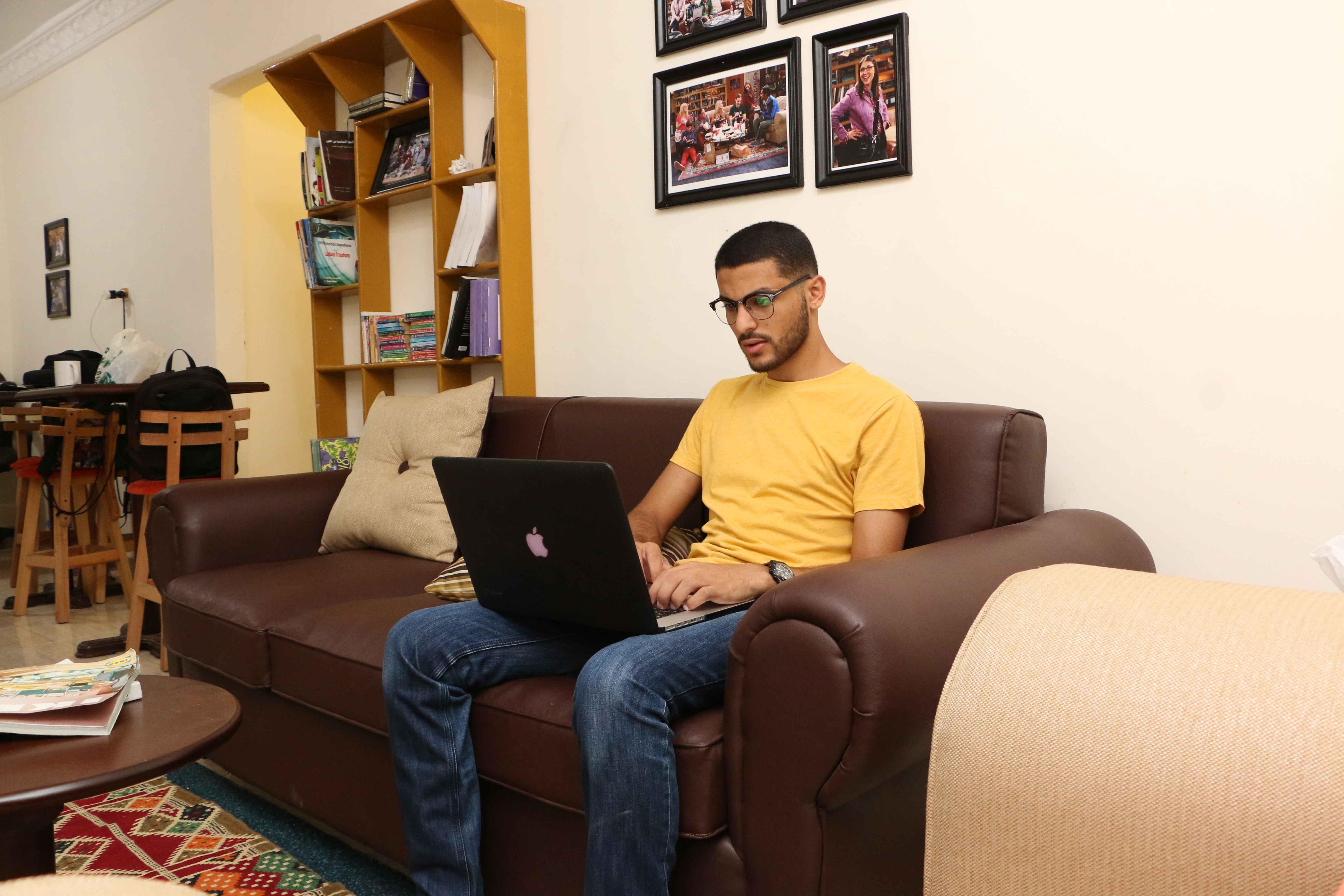 The  Big Bang Coworking Space, Damietta