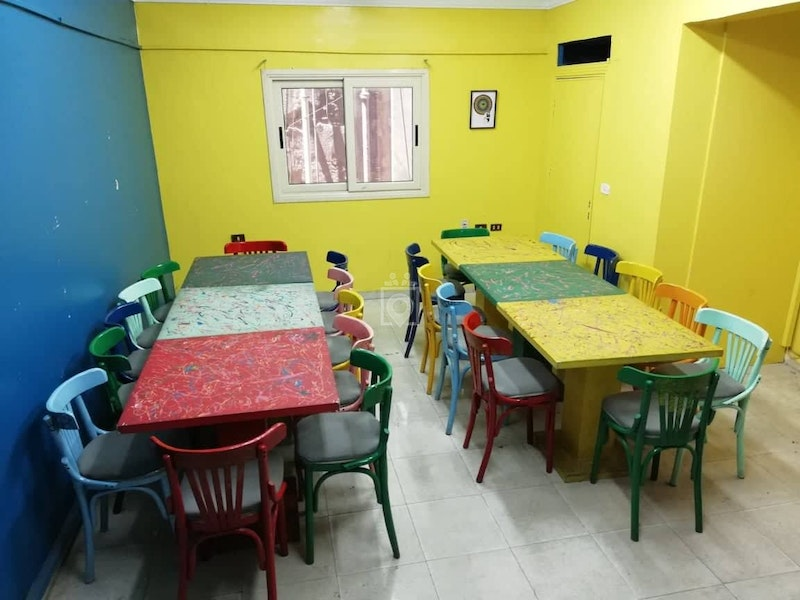 Crayola co-working space, Giza