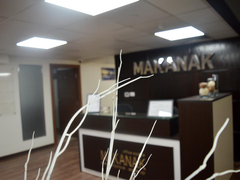 MAKANAK Office Space - Lebanon Square, Giza