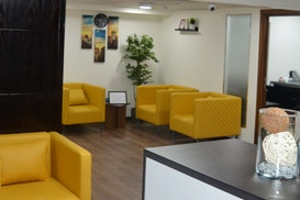 MAKANAK Office Space - Lebanon Square, Heliopolis