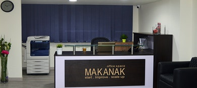 Makanak office space - Syria St.