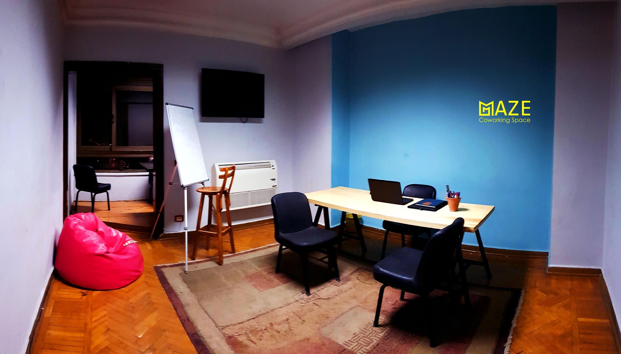 Maze Coworking Space, Giza