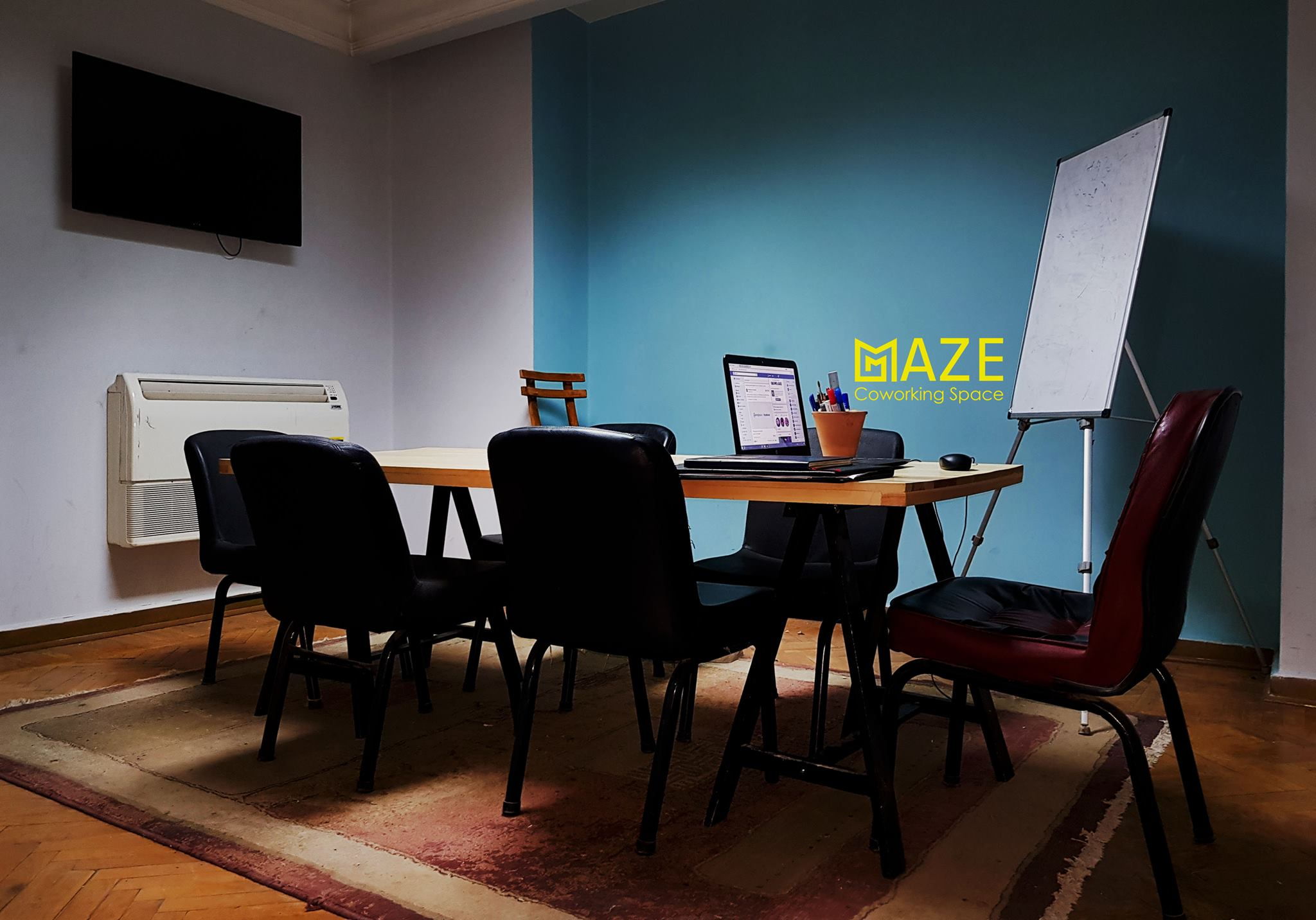 Maze Coworking Space, Giza - Read Reviews Online