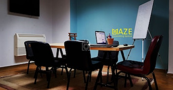 Maze Coworking Space profile image