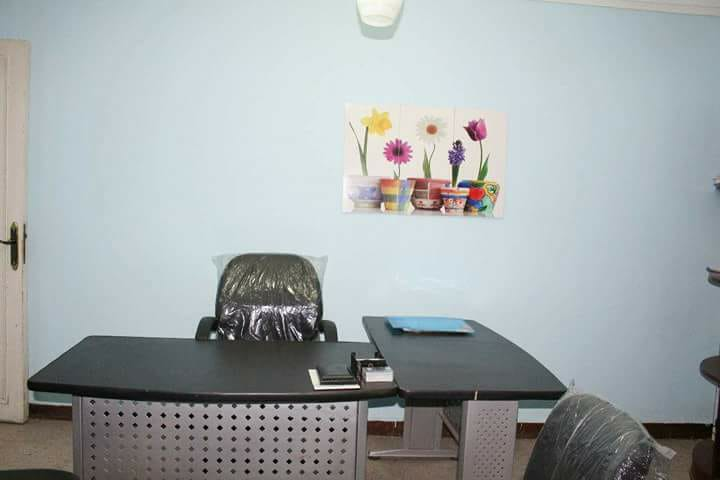 Cloud Town Workspace, Heliopolis