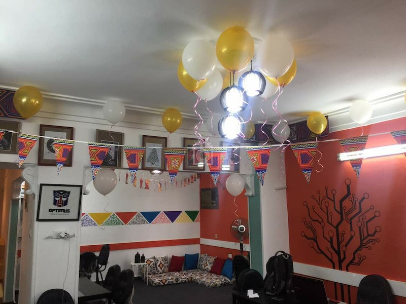 optimus coworking space mansoura read reviews book online