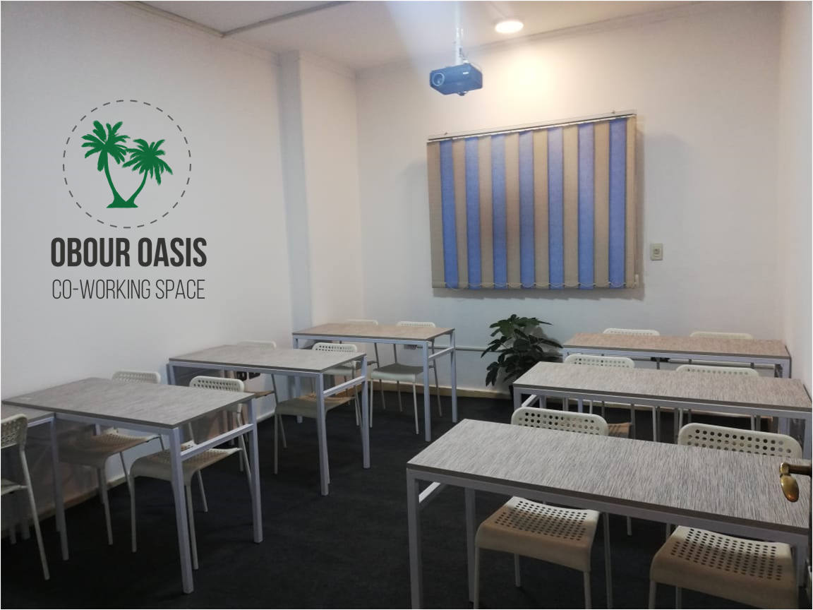 OBOUR OASIS Co-Working Space, Obour