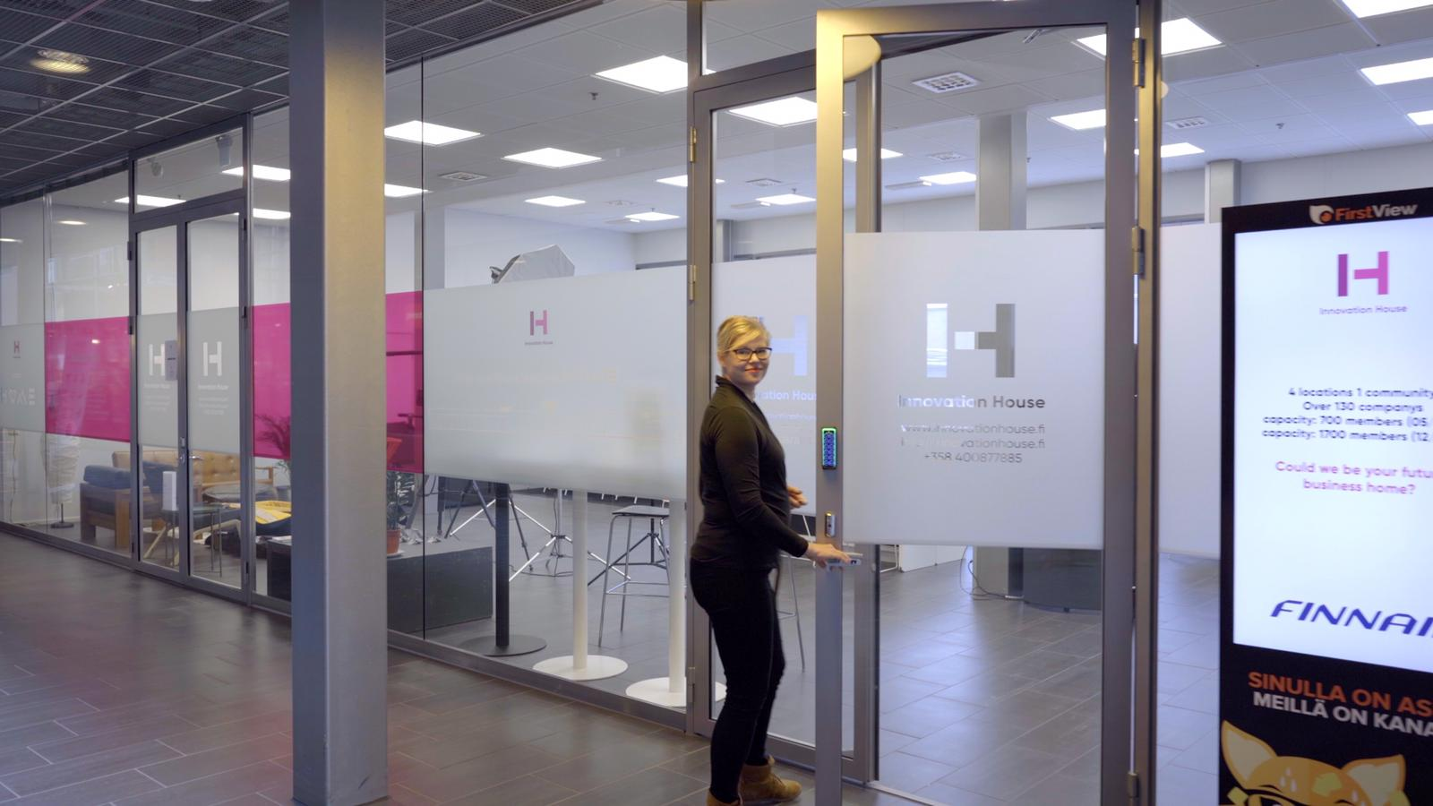 Innovation House Arabia, Helsinki