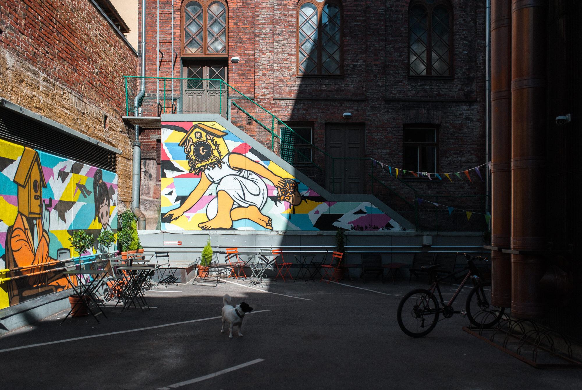 MOW Mothership of Work, Helsinki