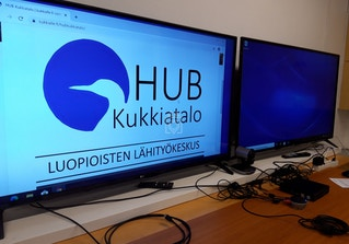 HUB Kukkiatalo image 2