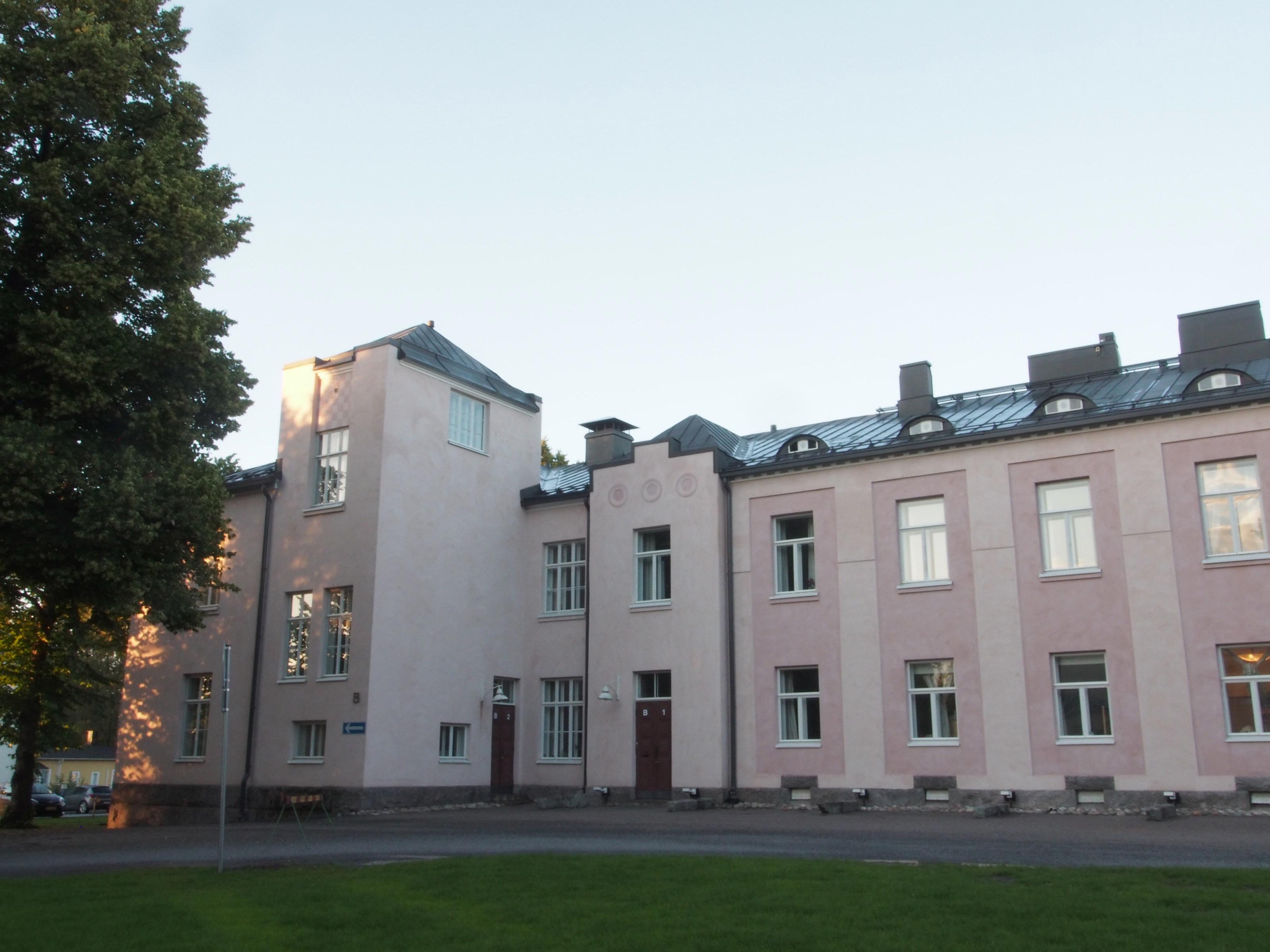 Teho-osasto, Tampere