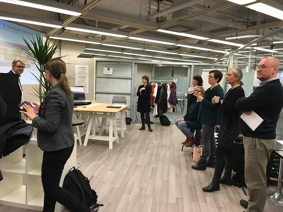 Coworking Myyr York, Vantaa