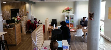 Entrelac coworking