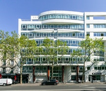 Spaces - Boulogne-Billancourt, Route de la Reine profile image