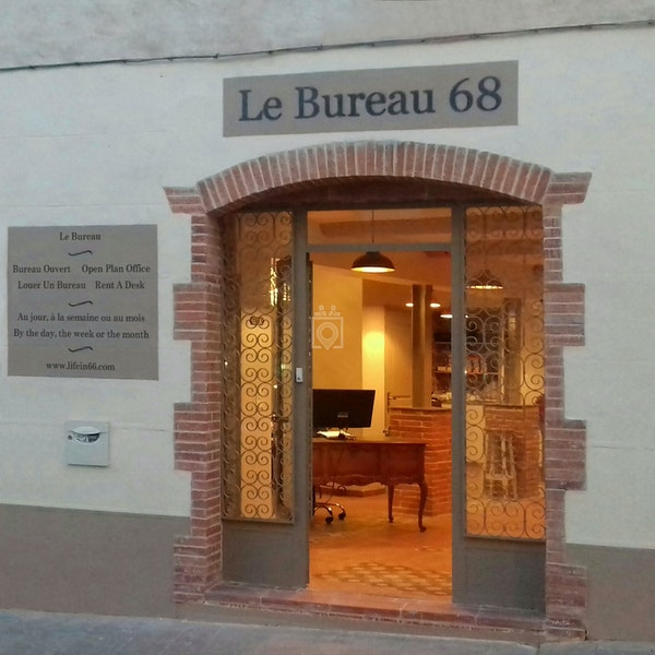 Le Bureau 68, Ceret