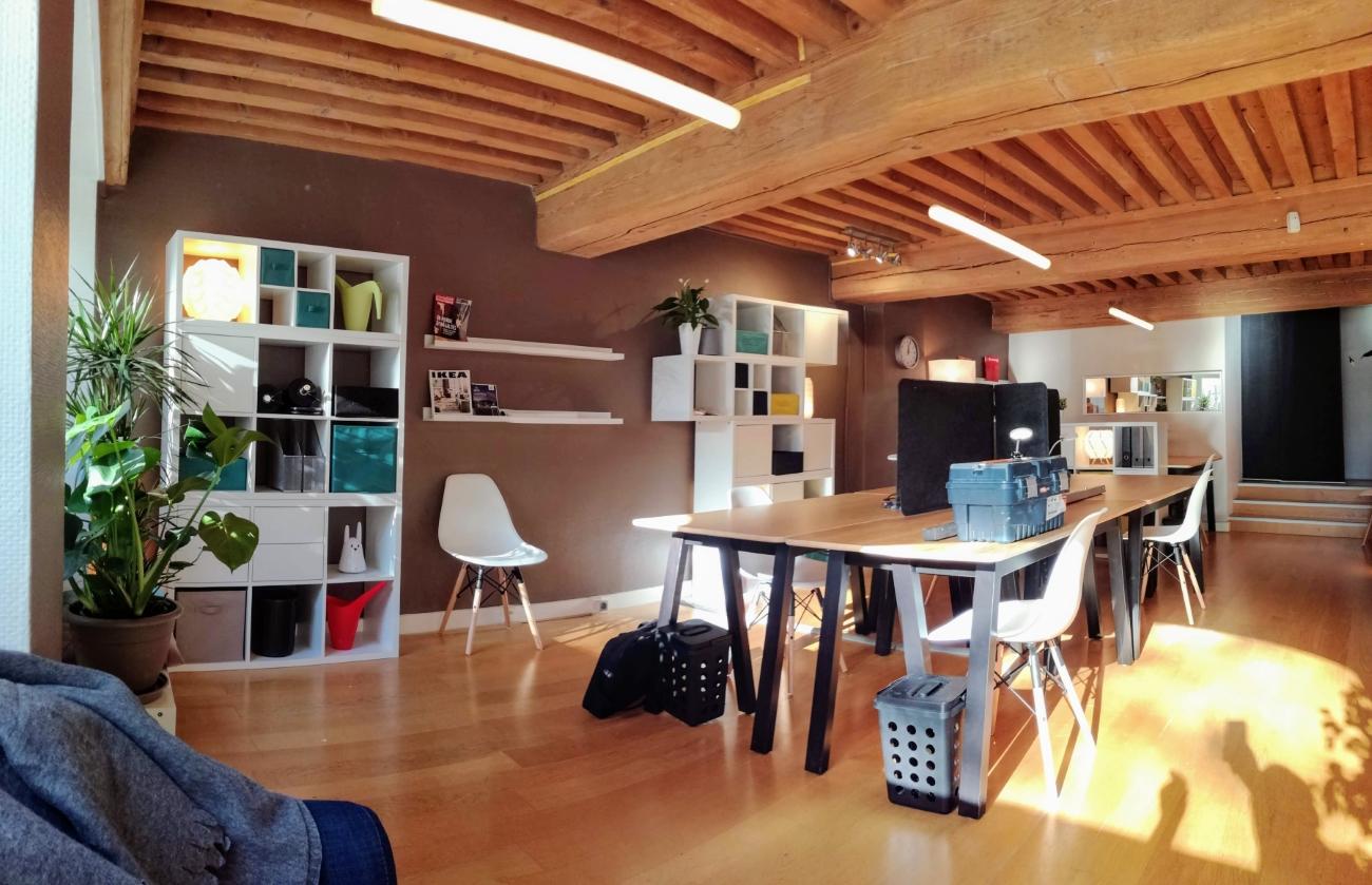 Coworking des Canuts, Lyon