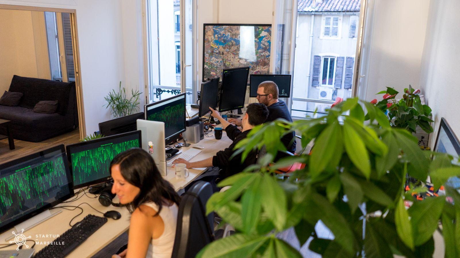 Startup Marseille, Marseille
