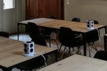 Cafe Coworking Paris Chatelet