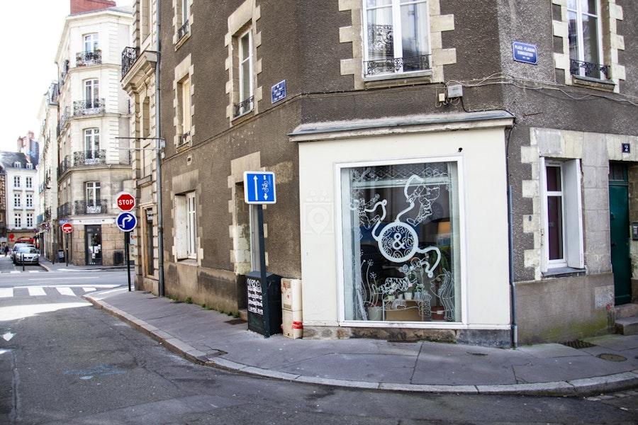 Espace Esperluette, Nantes