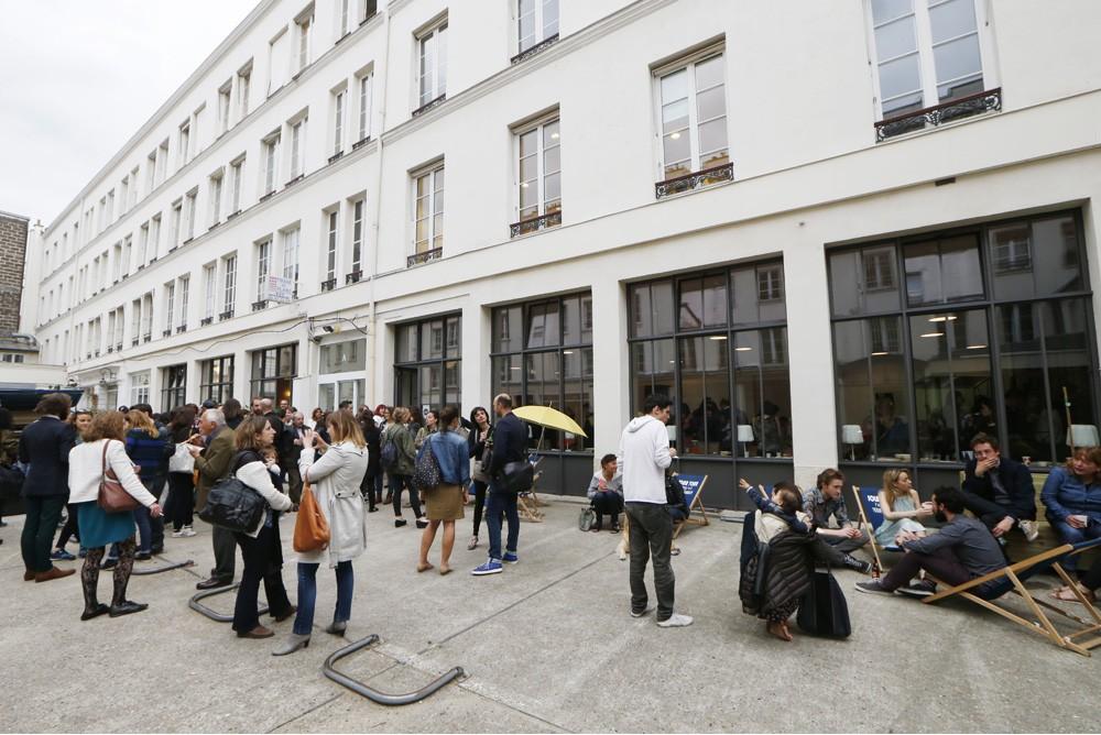 CoworkCreche, Paris