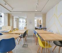 La Galerie Café Coworking profile image