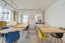 La Galerie Café Coworking, Versailles