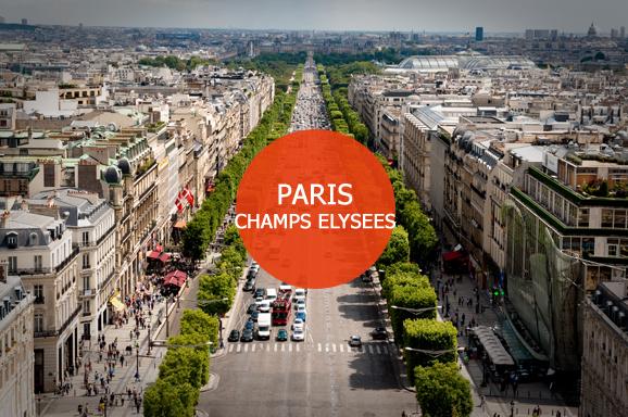Le Spot Multiburo Champs Elysees, Paris