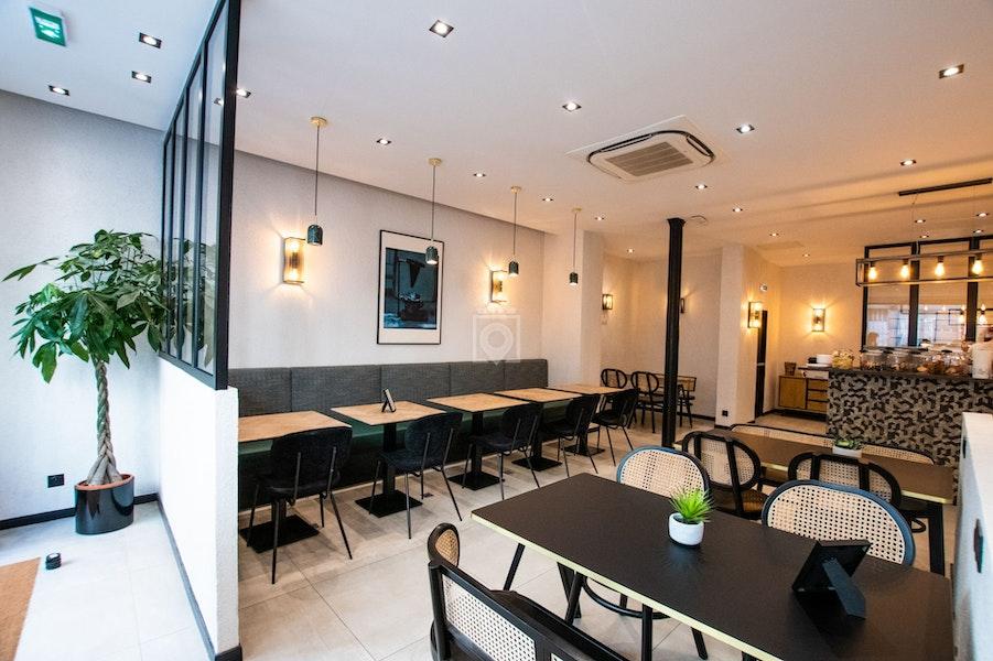 Makom Café Coworking, Paris
