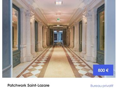 Patchwork Saint-Lazare image 3