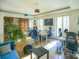 Remix Coworking Turbigo, Paris
