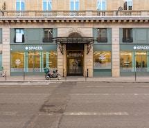 Spaces - Paris, Spaces Les Halles profile image