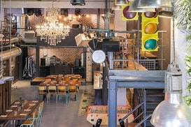 Station W @ Café de la Presse, Paris