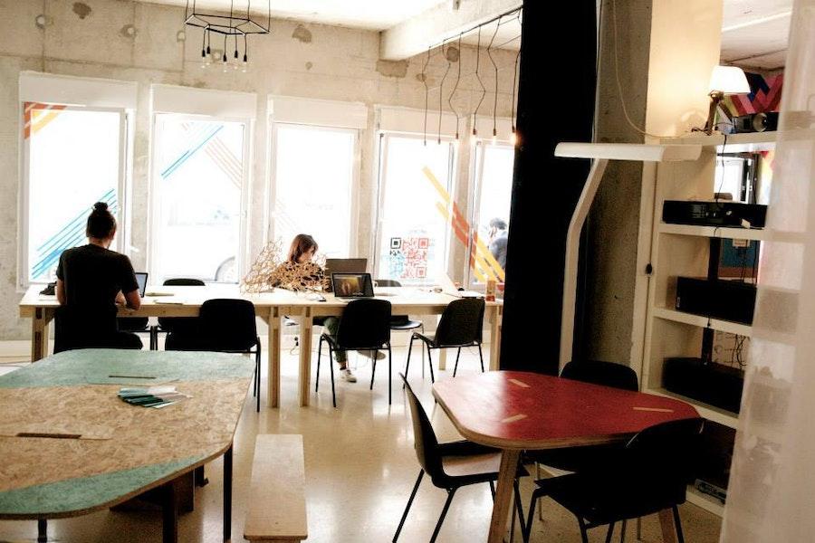 WOMA fabrique de quartier, Paris