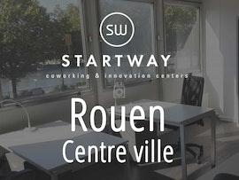 Start Way Rouen, Rouen