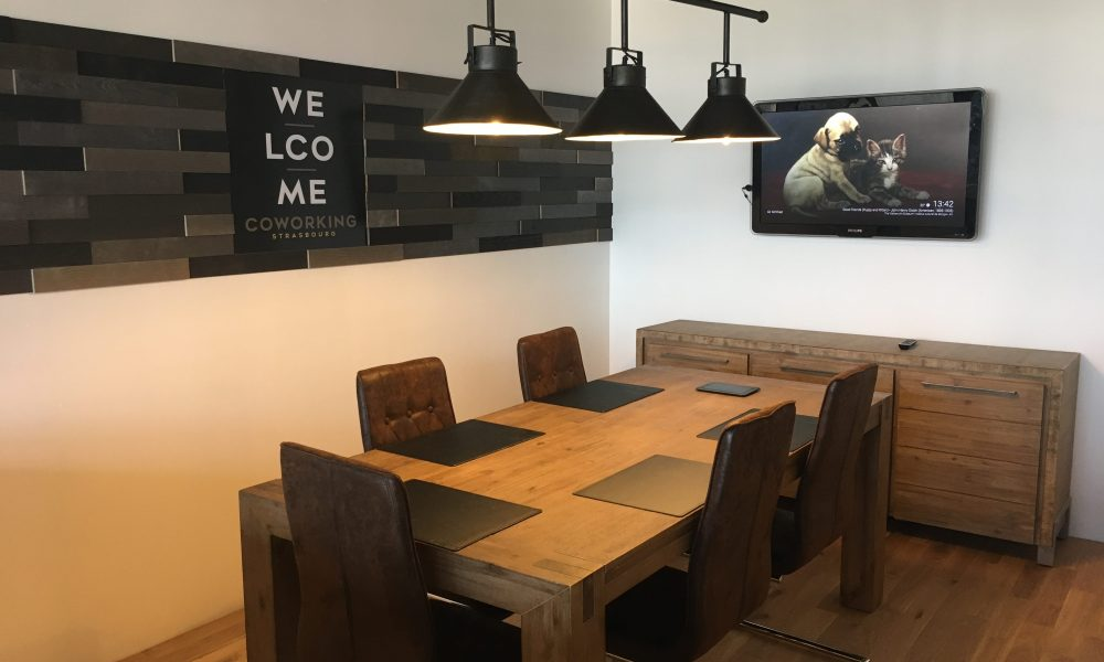 WELCOME Coworking, Strasbourg