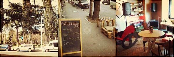 Generator 9.8, Tbilisi