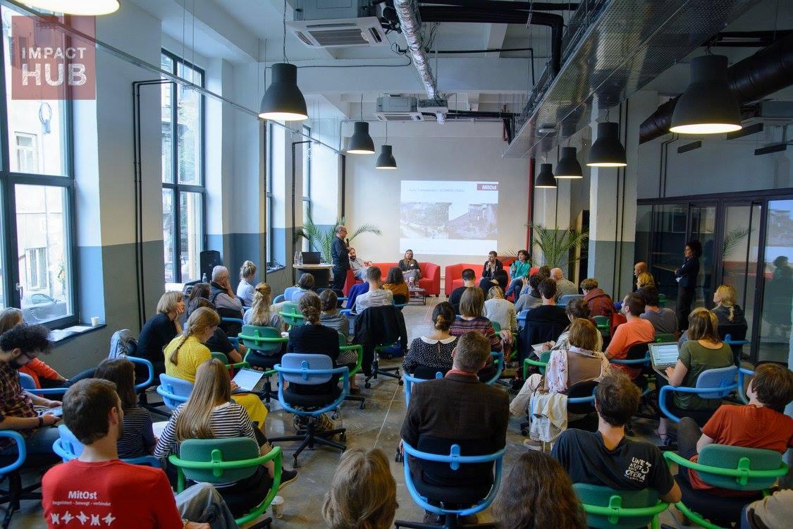 Impact Hub Tbilisi, Tbilisi