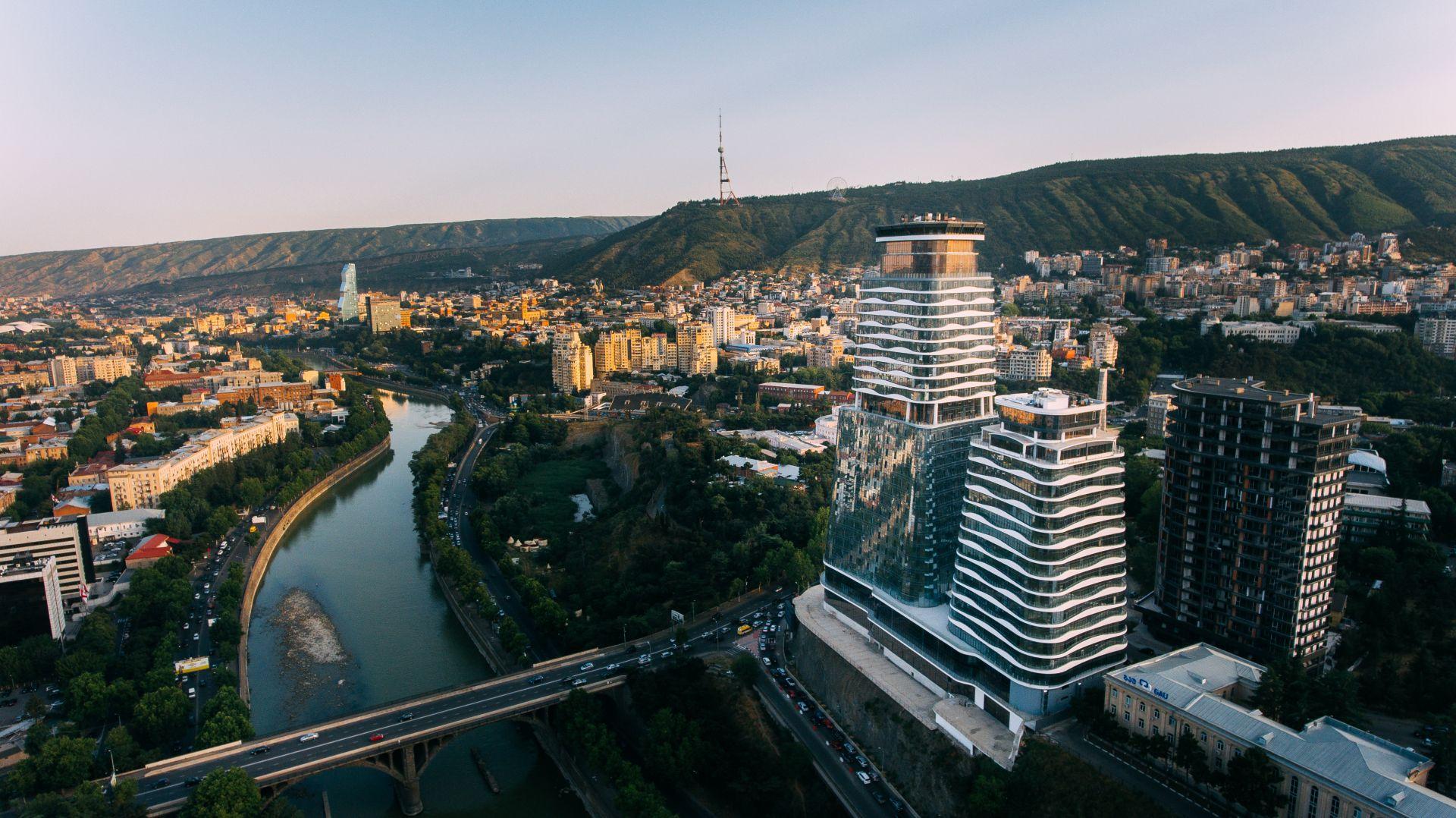 KD4US, Tbilisi
